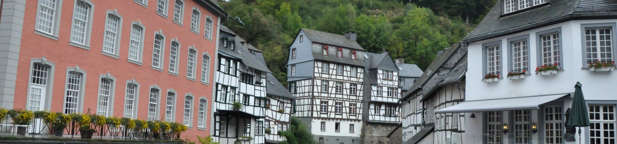 Altstadt Monschau / Nordrhein-Westfalen