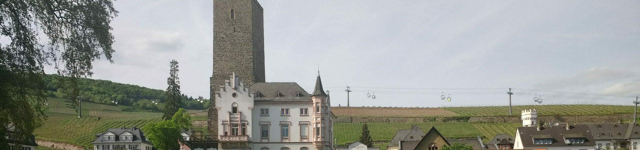 Weinbaugemeinde Rüdesheim a. R. / Hessen